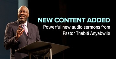 New content from Thabiti Anyabwile