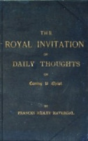 The Royal Invitation - Frances Ridley Havergal